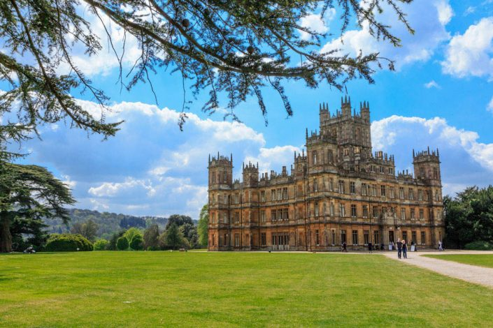 Highclere Castle, Artscapes out of town tours
