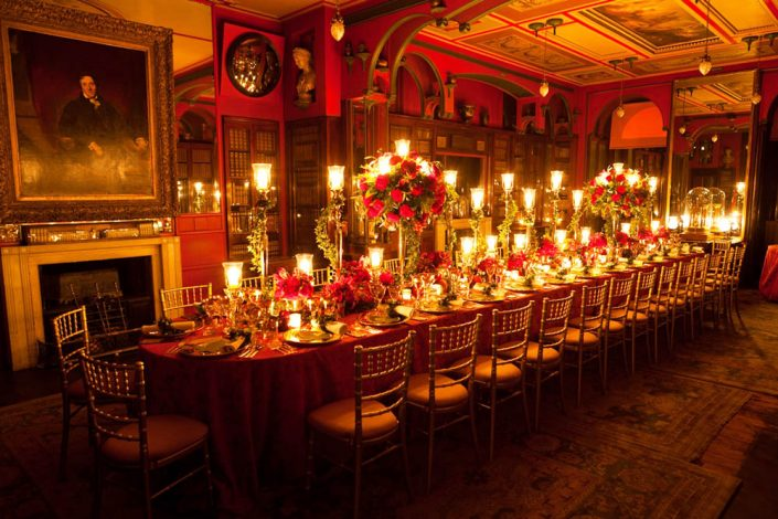 Library Dining Room at the Sir John Soane Museum, artscapes