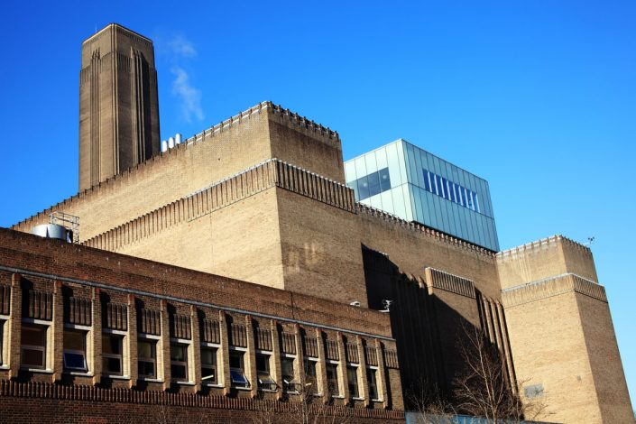 Tate Modern, Artscapes art galleries London tour