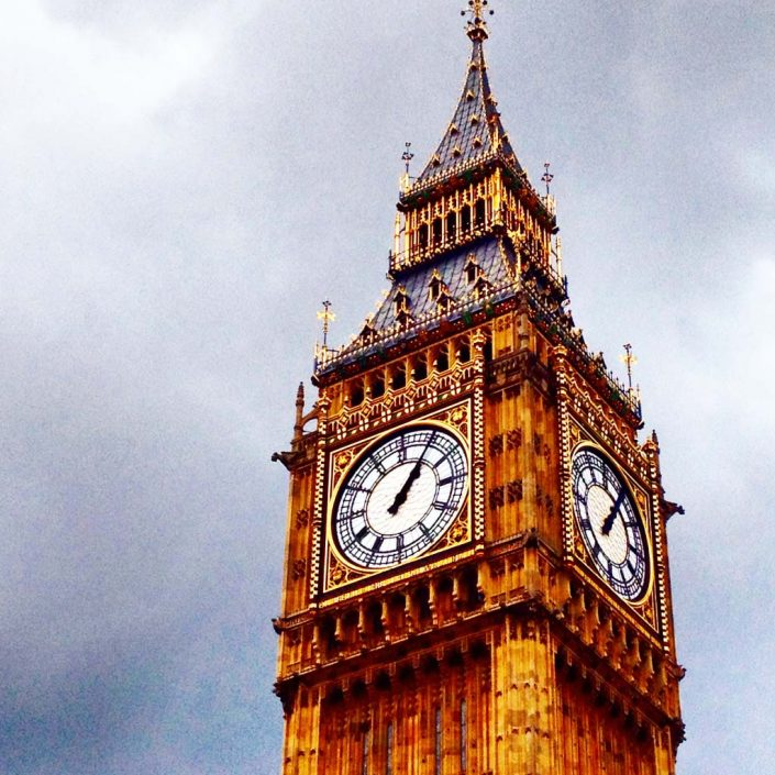 Big Ben, Artscapes