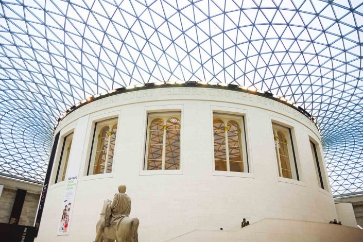 British Museum, Artscapes classic London tour
