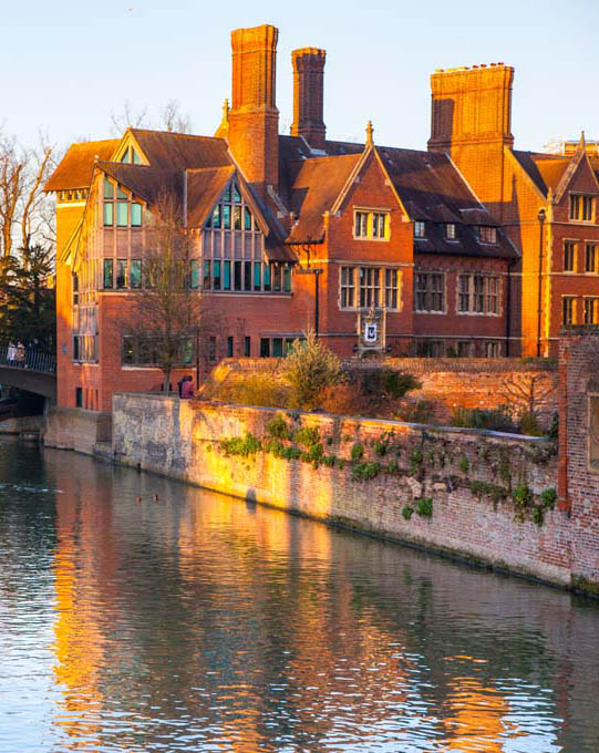 River Cam, Cambridge, Artscapes out of town tours
