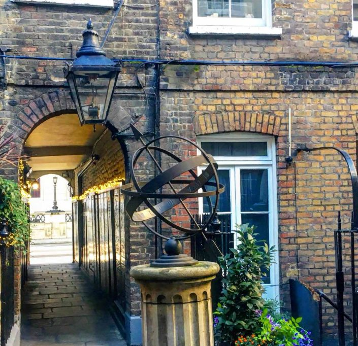 Pickering Place, St James's, artscapes walking tours