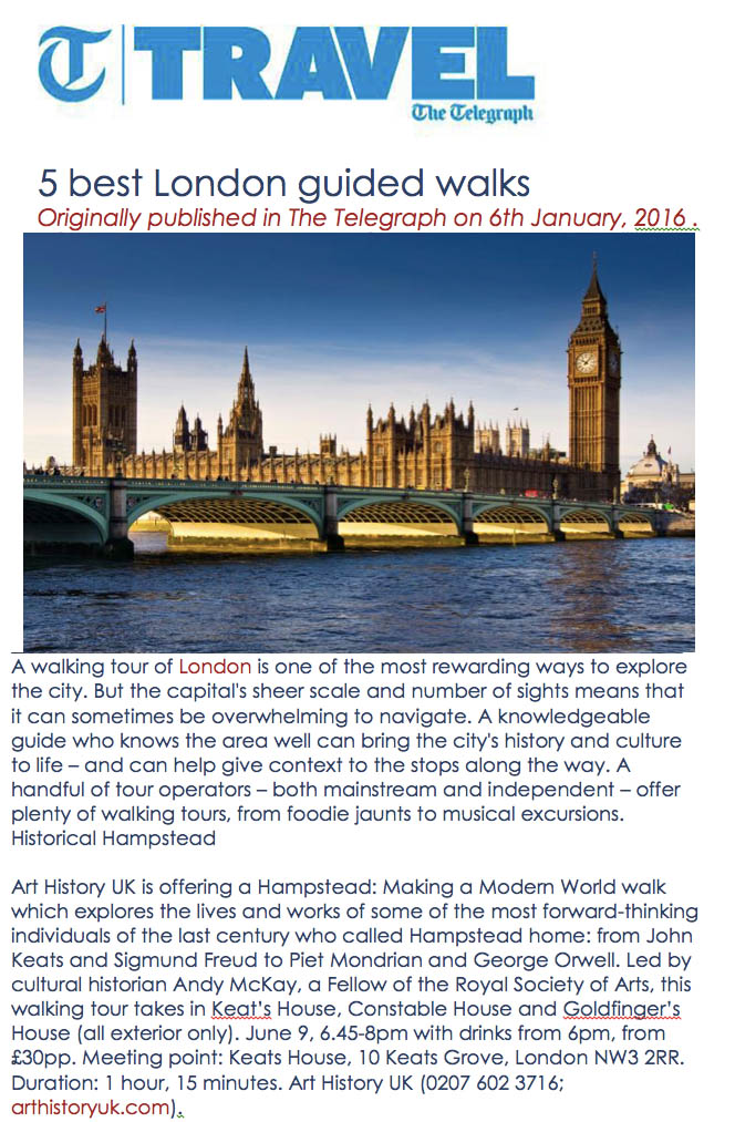 The Telegraph Travel 2016