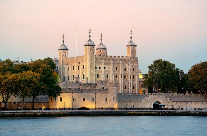 Tower of London, artscapes