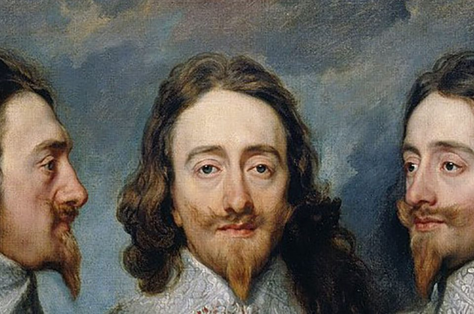 sir anthony van dyck charles I